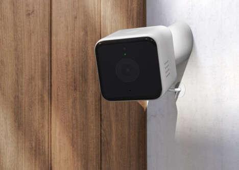 Connected Designer Security Cameras