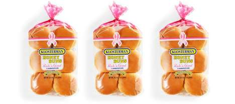 Cancer Awareness Bread Campaigns
