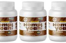 Hemp-Infused Protein Supplements - The Manitoba Harvest Hemp Yeah! Plant Protein Blend is Delicious