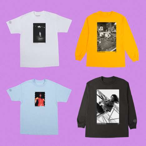 Music-Centric Apparel Giveaways
