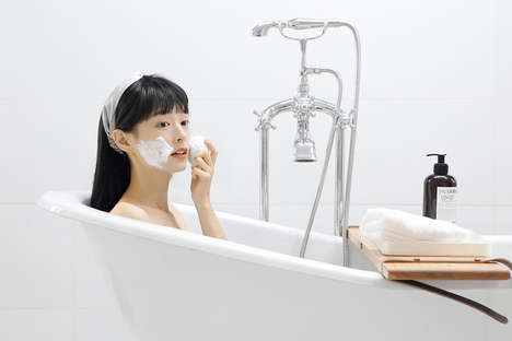 Vibrating Silicone Skin Scrubbers - The 'Amiro' Face Cleanser Cleans Your Skin on a Micro Level