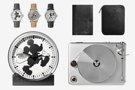 Cartoon Celebration Timepiece Collections