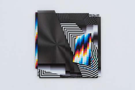 Optical Illusion Art Sculptures