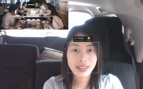 Face-Recognizing Ad Programs - AdMov Incorporates Tablets to Detect Facial Responses