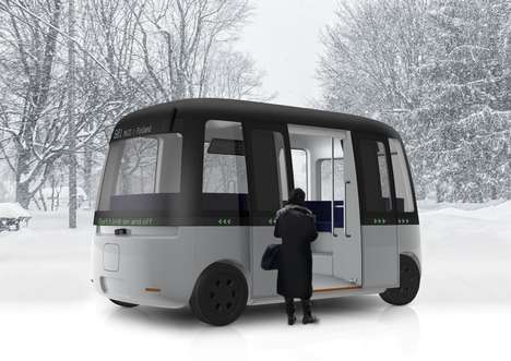 All-Terrain Public Transport Buses