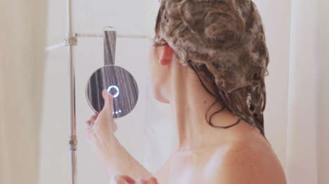 Shower-Friendly Voice Assistant Speakers