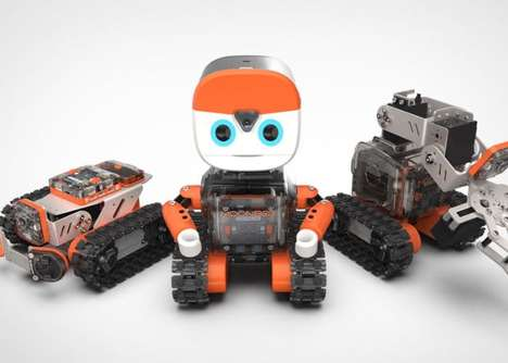 Educational DIY Robot Kits
