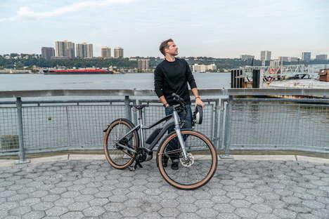 Fuss-Free Ebike Designs