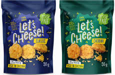 Millennial-Targeted Cheese Snacks