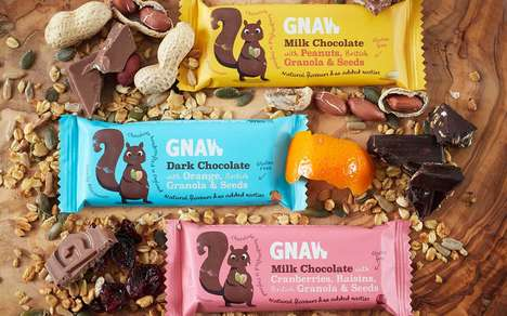 High-Quality British Granola Bars