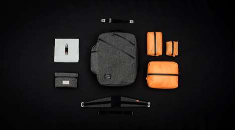 Robust One-Bag Backpacks