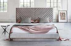 Artist-Inspired Luxury Beds