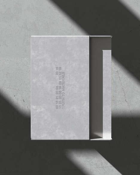 Handcrafted Minimalist Bauhaus Tables
