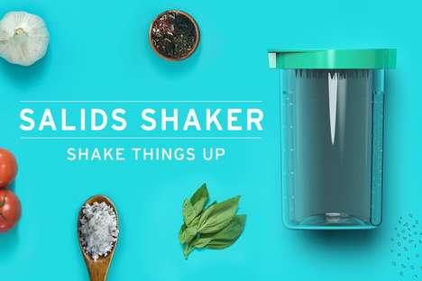 Recipe Preparation Shakers