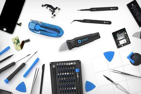 DIY Technology Repair Toolkits - The iFixit Pro Tech Toolkit Enables At-Home Tech Repairs