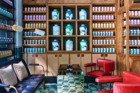 Boozy Tea Shop Hybrids
