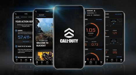 Connected Gaming Apps