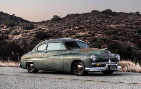 Eco-Friendly Electrified Classic Cars