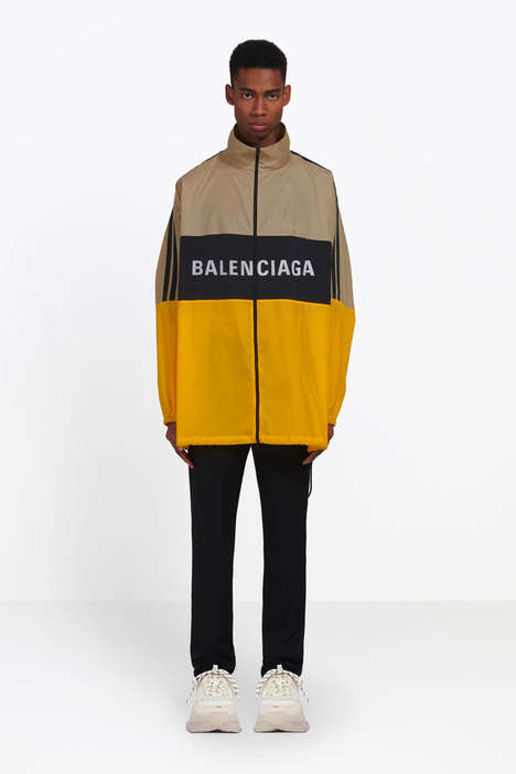 Eclectic High-End Spring Clothes