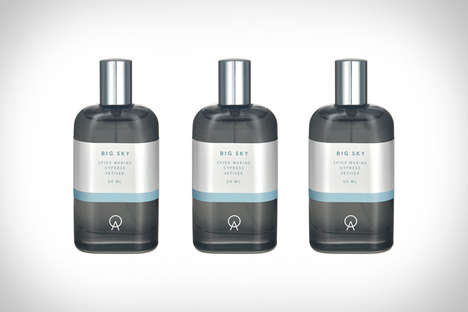 Conservation-Supporting Unisex Fragrances
