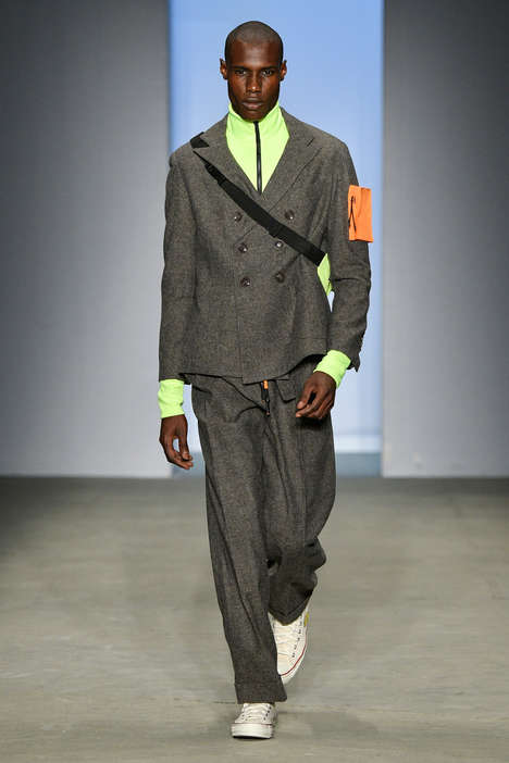 Luxe Brazilian Streetwear Runways