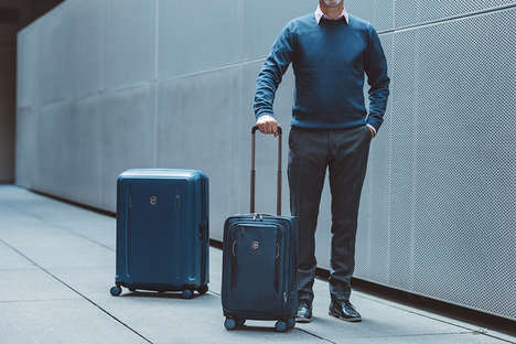 Efficient Travel Luggage Collections