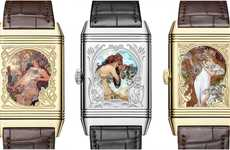 Fine Art-Inspired Timepieces