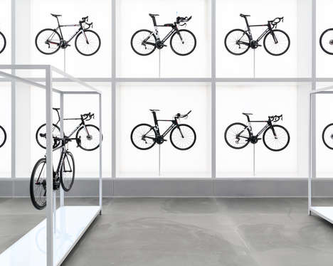 Lab-Like Cycling Shops