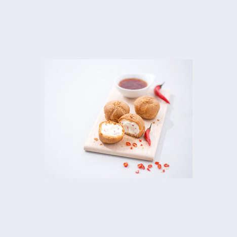 Savory Pastry Bites
