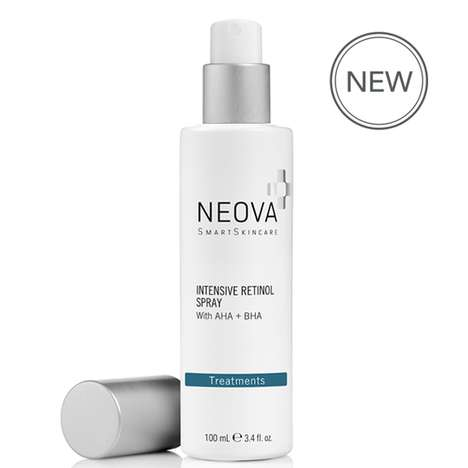 Concentrated Retinol Sprays