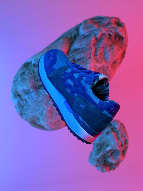 Hiking-Inspired Waterproof Sneakers