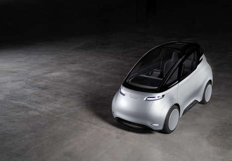 Eco-Friendly Electric Urban Vehicles