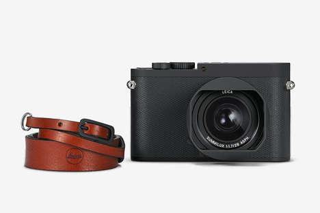 Premium Matte Compact Cameras