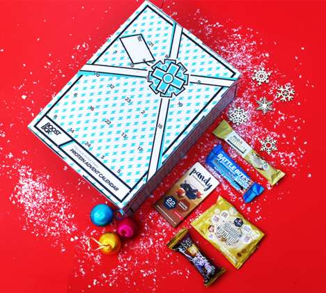 Protein-Packed Advent Calendars