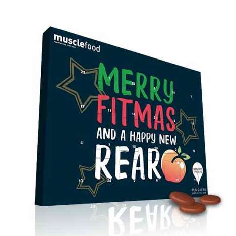 Protein Chocolate Calendars