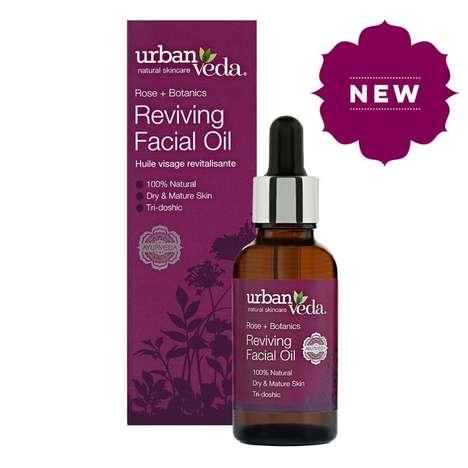 Ayurvedic Facial Oils
