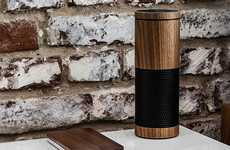 Richly Wooden Wireless Chargers