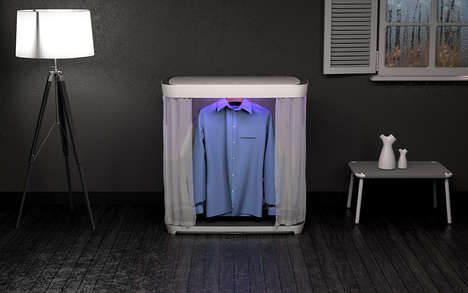 Pop-Up Clothing Dryers