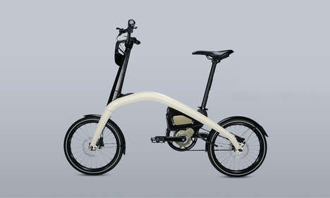 Automotive Brand Electric Bikes