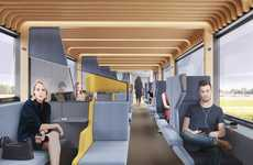 Work-Focused Commuter Trains