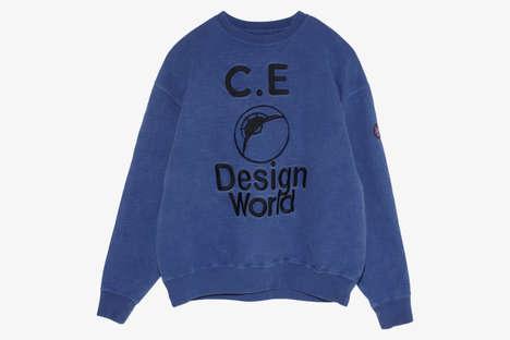 Digital-Themed Winter-Ready Streetwear