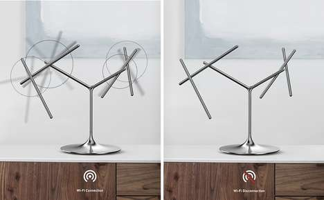Artistic Wi-Fi Routers