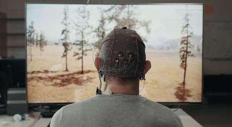 Brainwave-Controlled TVs