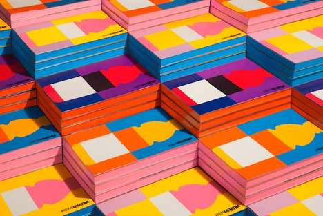 Boldly Colorful Brand Books - Design Agency COLLINS Equips vitaminwater with a Strong Brand Presence