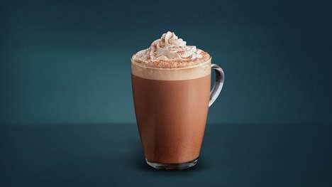 Festive Dutch Cocoa Coffees