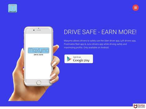 Automated Rideshare Driver Apps