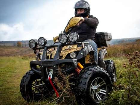 Ultra-Efficient Electric ATVs