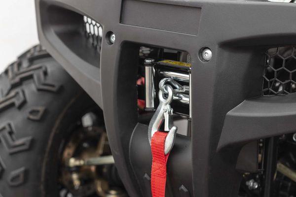 Ultra-Efficient Electric ATVs : Daymak Beast ATV Ultimate