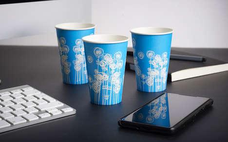 Premium Eco Paper Cups