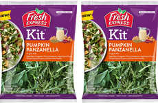 Restaurant-Inspired Salad Kits